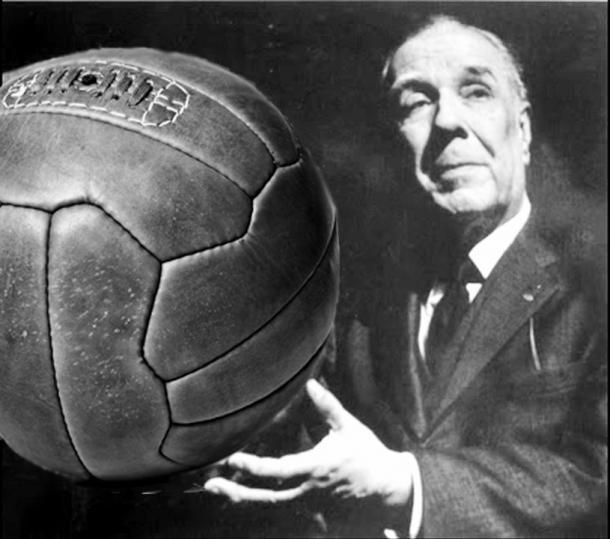 Resultado de imagen para Borges y el fútbol
