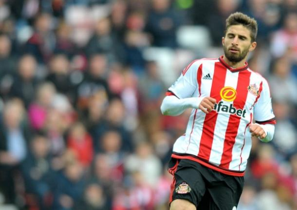 Fabio Borini opened the scoring before getting an assist in the win over Norwich. (Source: Sunderland Echo)