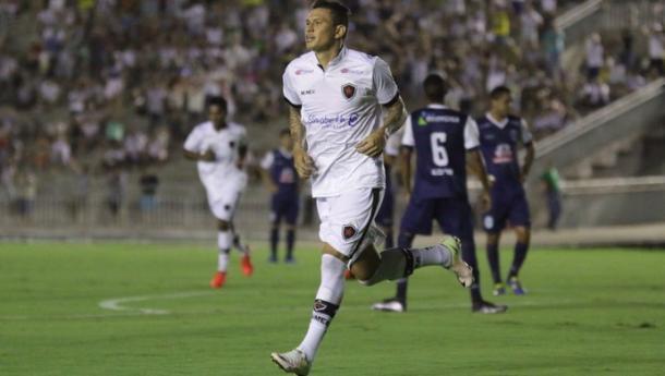 Rafael Oliveira é o grande destaque do Belo (Foto: Divulgação/Botafogo-PB