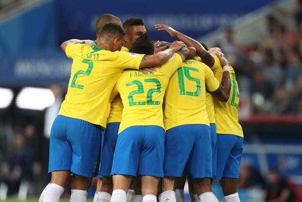 Foto Brasile Twitter
