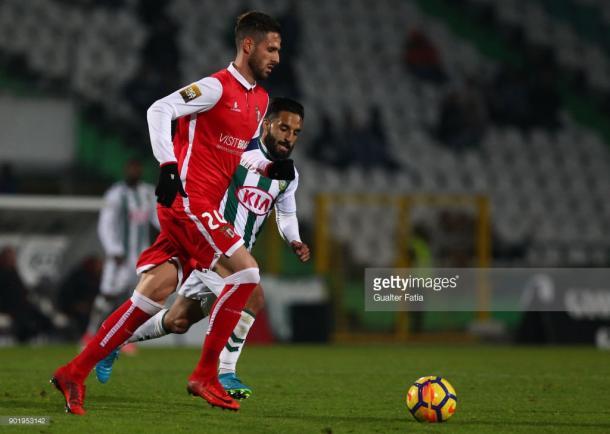 Ricardo Ferreira no será de la partida por lesión / Foto: gettyimages