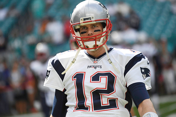 Tom Brady and the New England Patriots are well rested before their game against Houston. | Photo: Ron Elkman/