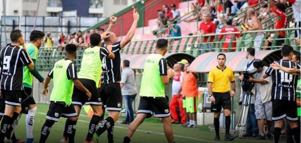 Bragantino deve brigar para retornar à segunda divisão (Foto: Divulgação/Bragantino)