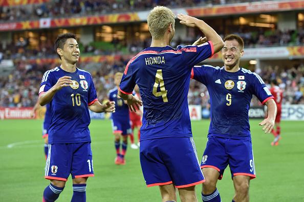 Famoso trio japonês está fora de confronto (Foto: Atsushi Tomura/Getty Images)