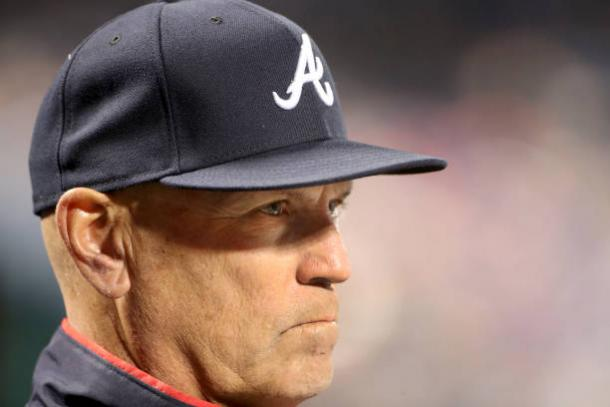 Braves manager Brian Snitker could use Howard as a key bench piece to help the Braves turn around their 1-3 start to the season. | Photo: Tim Clayton/Getty Images