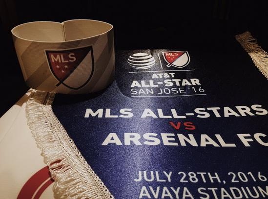 Todo listo para el capitán (Imagen: @mls)