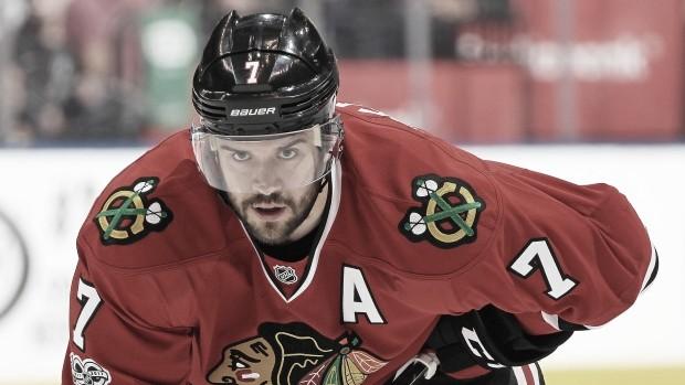 Brent Seabrook | Foto: NHL.com