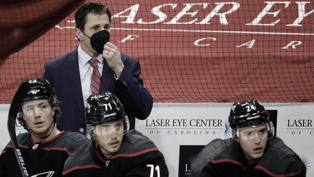 Brind´Amour ha puesto a los Canes en la élite   Foto: NHL.com