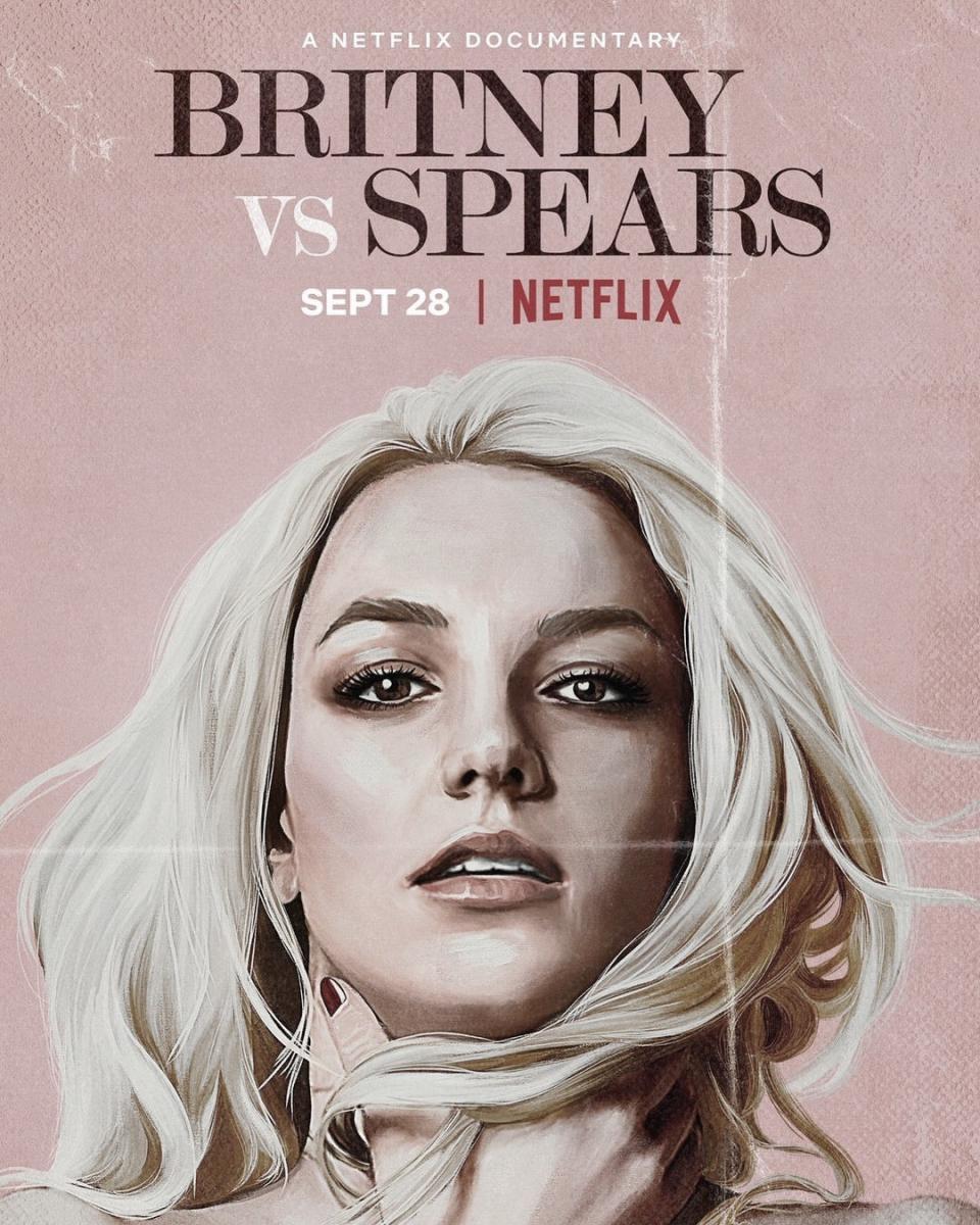 Cartel promocional de la serie    Fuente: Netflix