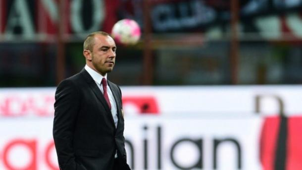 Cristian Brocchi, Gazzetta World