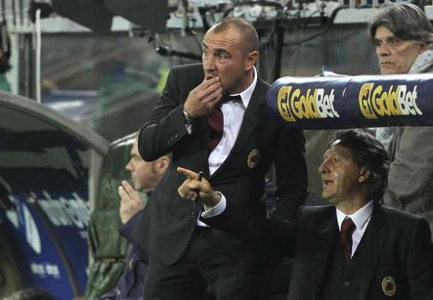 Is Brocchi the right man for the job? | Photo: Getty