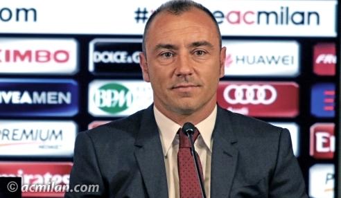 Cristian Brocchi, acmilan.com