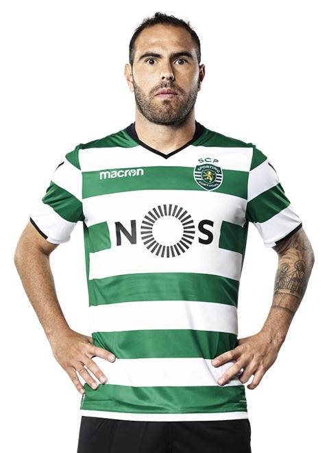Bruno César   Fuente: sporting.pt