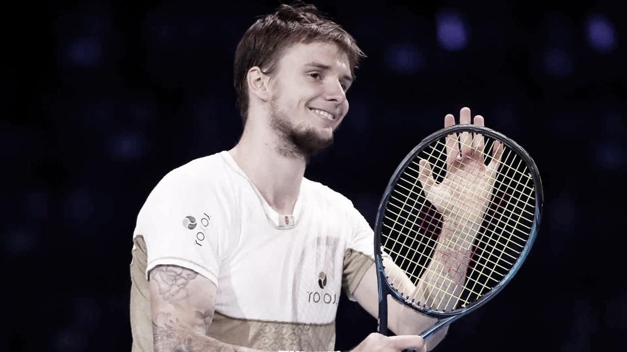 Alexander Bublik foto: Abierto de Tenis de Singapur