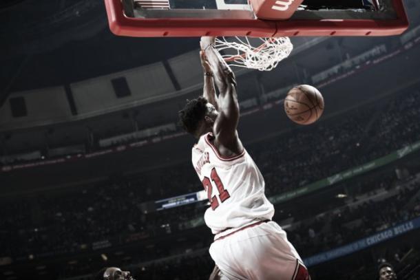 Jimmy Butler el líder de los Bulls | Foto: nba.com
