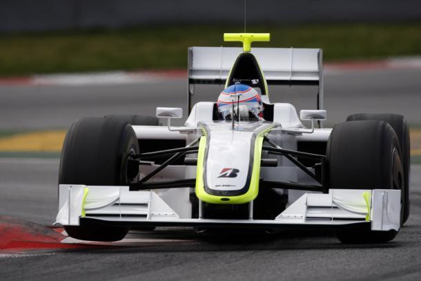 Jenson Button, Brawn GP. Fuente: f1fanatic.co.uk