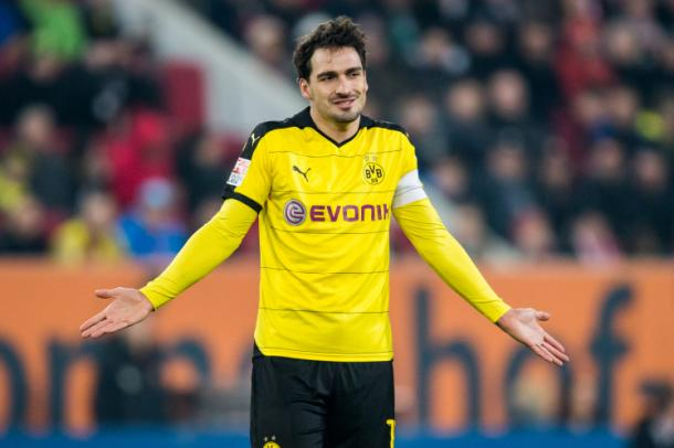 Dortmund have lost their captain to arch-rivals Bayern | Photo: Metro