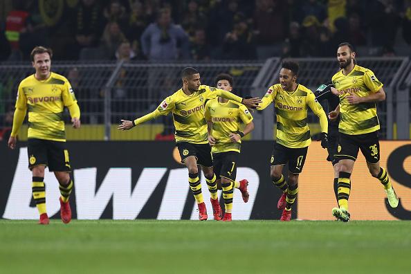 Dortmund, Arsenal e Chelsea podem fazer uma