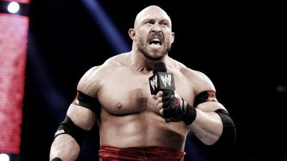 Is Ryback about to say Byeback to his WWE Career? (image: vulturehound.co.uk)