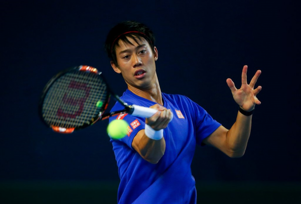 Can Nishikori and Japan end GB's title defence? Image Credit: Getty
