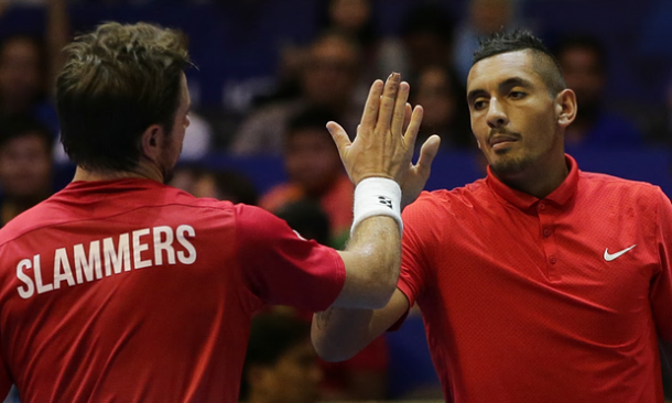 Frenemies collide in the first Dubai semi-final. Image Credit: The Guardian.