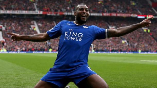 Morgan celebra el gol en Old Trafford | Foto: FOX
