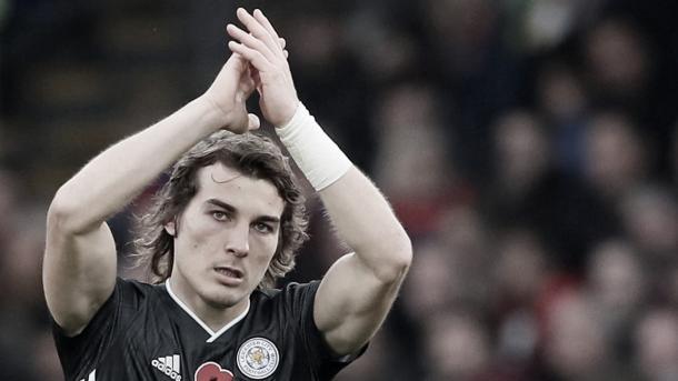 Soyuncu ha dejado en el olvido a Maguire con sus actuaciones | Foto: Premier League