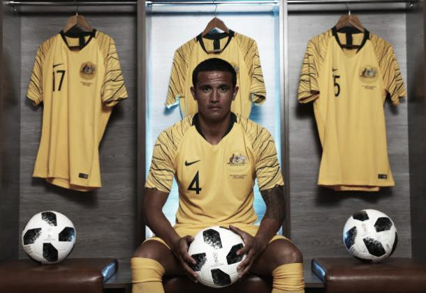 O Camisa 4 em sua 4ª aparição em Copas do Mundo (Fonte: Getty Images)