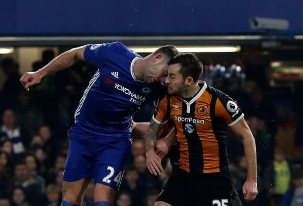 Lo scontro violentissimo tra Cahill e Mason, www.foxsports.it