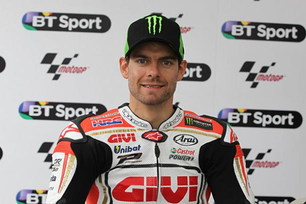 British LCR Honda rider Cal Crutchlow recently expressed disgust at 'trolls' on internet. (Photo: MotoGP)