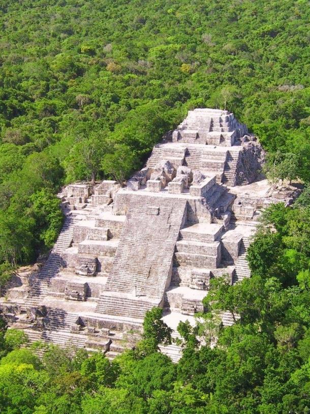 Antigua ciudad de Calakmul | Pinterest