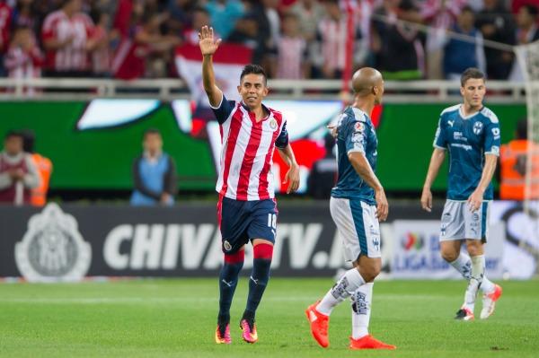 Néstor Calderón anotó el pasado fin de semana.