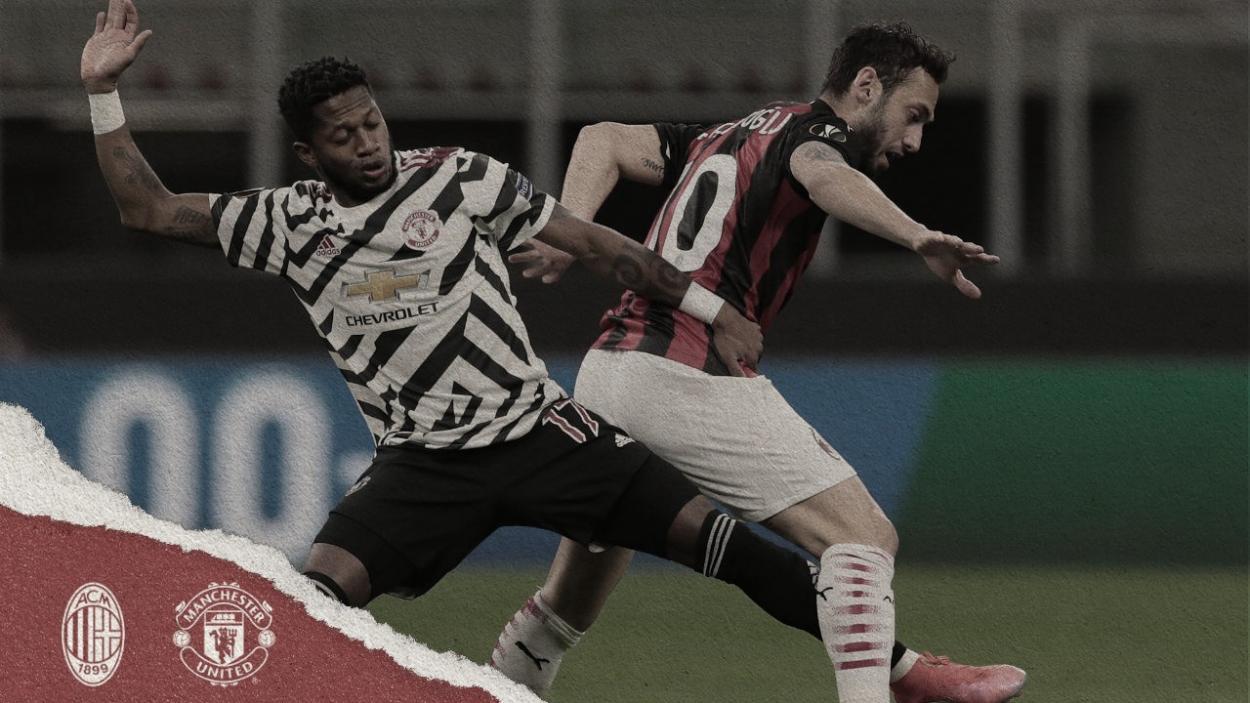 El Milan lo intentaría hasta el final./ Foto: Manchester United