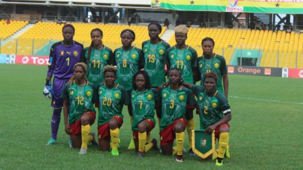 Cameroon starting 11 l Source: Yahoo Sports