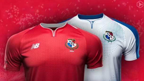 Asi lucirá la selección de Panamá