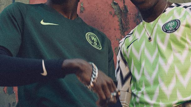 Equipaciones de Nigeria | Nike