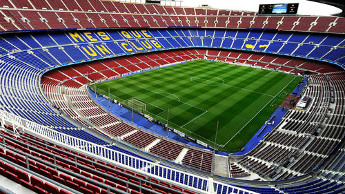 Camp Nou, estadio del FC Barcelona