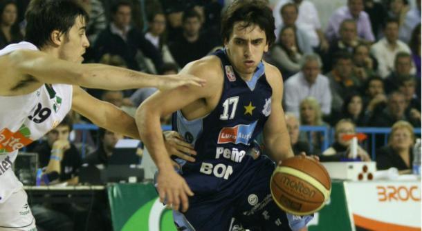 Facundo Campazzo con Peñarol | Foto: