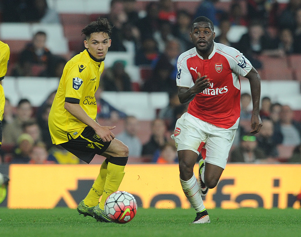 Joel Campbell is going to be leading Costa Rica in the Copa America Centenario. | Photo: David Price/Arsenal FC via Getty Images