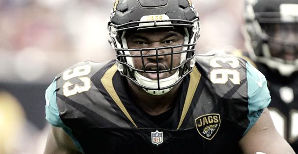 Campbell, defensivo del año (Foto: Jaguars)