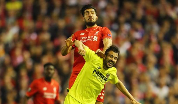 Can was instrumental in Liverpool's run to the Europa League final (photo: Getty)