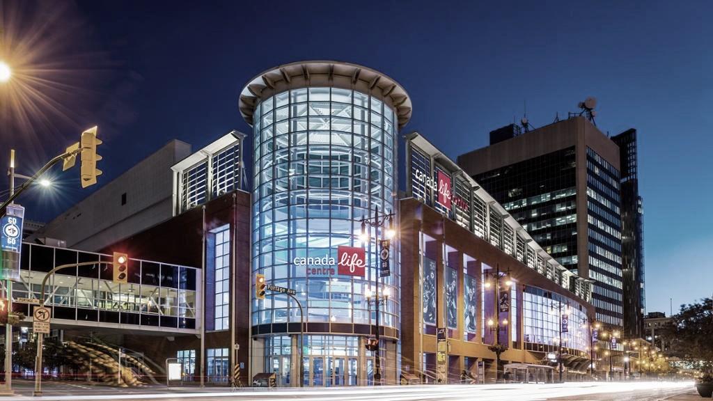 Canada Life Centre   Foto. NHL.com