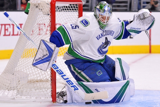 Vancouver Canucks managed to win a point on the road. | Photo: USA Today Sports