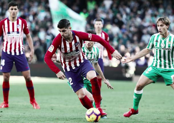 Álvaro Morata buscará su primer título con el Atlético de Madrid