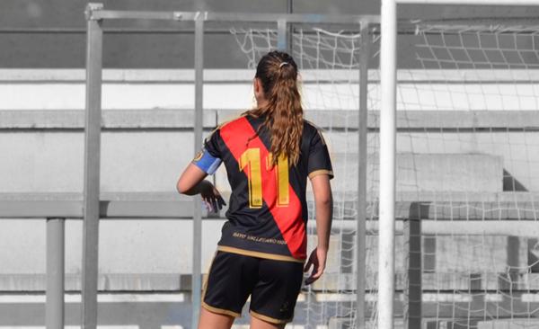 Laura Teruel con el brazalete | Fotografía: @teruellaura71