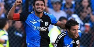 Carlos Bueno, el capitán; guío a la escuadra con sus goles / Foto: Medio Tiempo