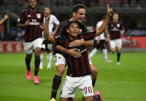 Bacca e Bonaventura - goal.com