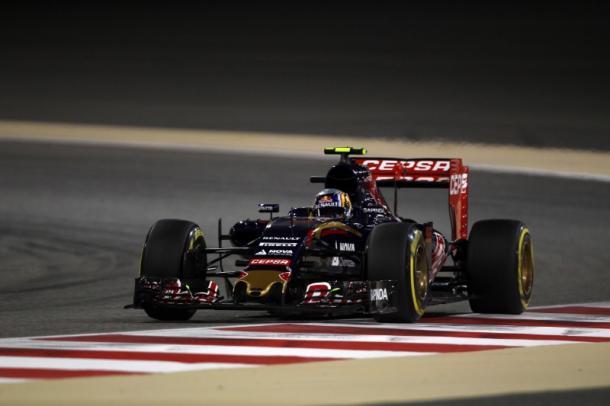 Sainz en Bahrein I Foto: Formula1