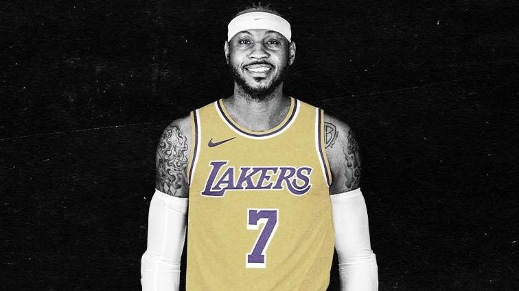 <strong><a  data-cke-saved-href='https://vavel.com/es/baloncesto/2015/05/01/nba/483582-breve-historia-de-los-knicks.html' href='https://vavel.com/es/baloncesto/2015/05/01/nba/483582-breve-historia-de-los-knicks.html'>Carmelo Anthony,</a></strong> otro de los grandes fichajes   Foto: Lakers