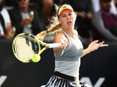 Wozniacki is looking for one more big win before she retires/Photo: Associated Press